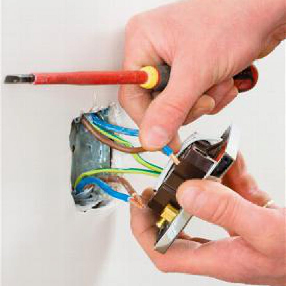 electrical_socket_fixing_installation_electrical_works_qualified_electricians_Leeds_PFM